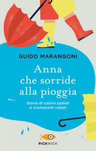 Guido Marangoni - Anna che sorride alla pioggia