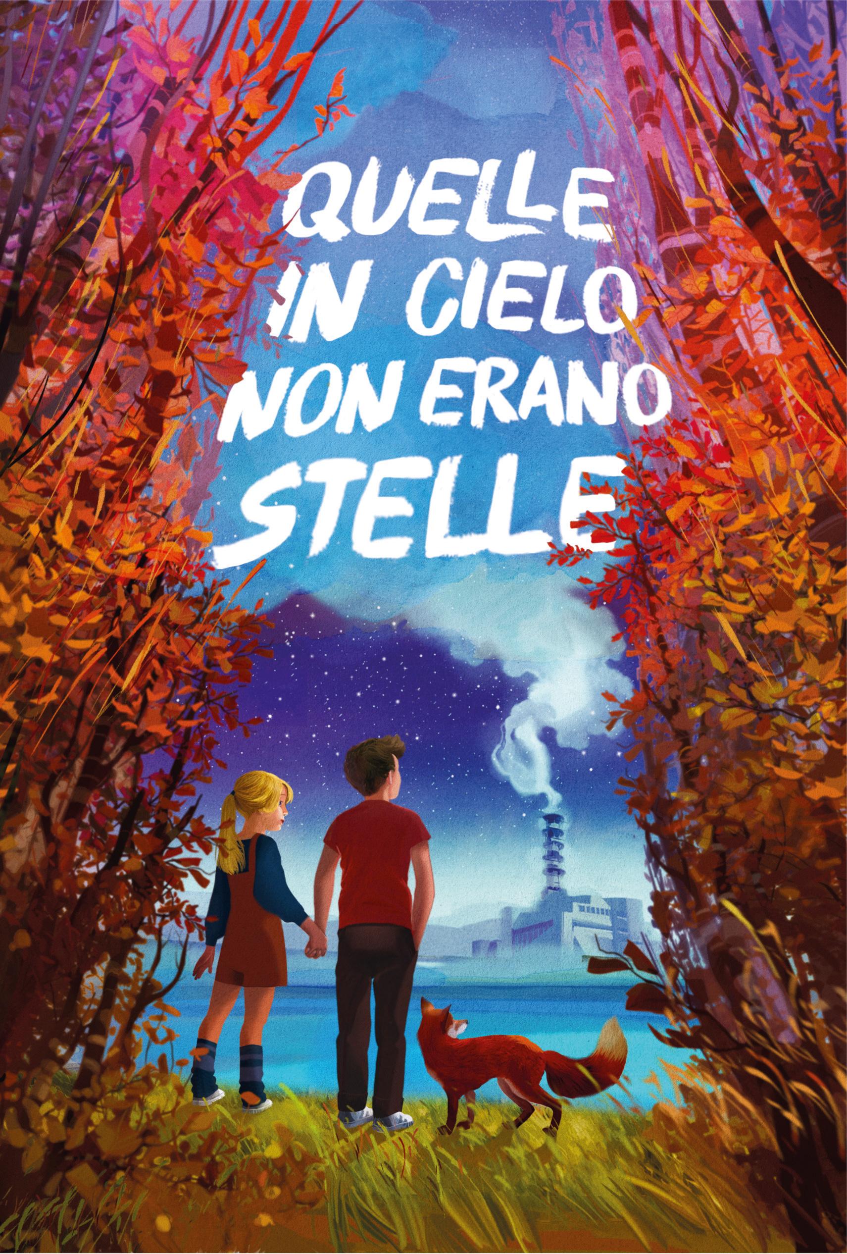 Nicoletta Bortolotti - Quelle in cielo non erano stelle