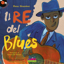 Reno Brandoni - Il re del blues