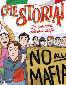 Daniele Nicastro - La giornata contro le mafie