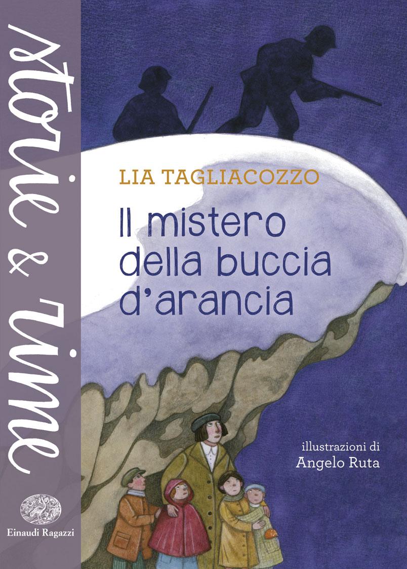 Lia Tagliacozzo - Il mistero della buccia d'arancia