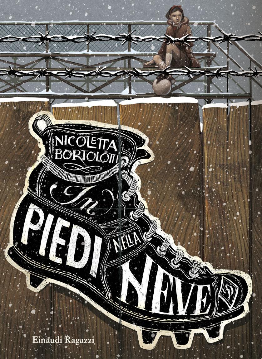 Nicoletta Bortolotti - In piedi nella neve