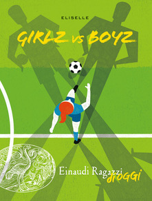 Eliselle - Girlz vs Boyz