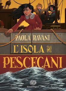 Paola Ravani - L'isola dei pescecani