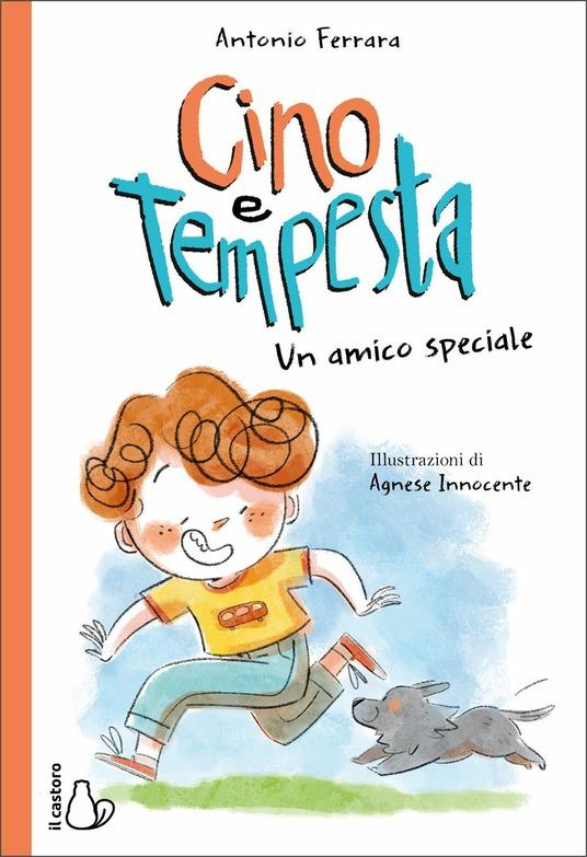 Antonio Ferrara - Cino e Tempesta