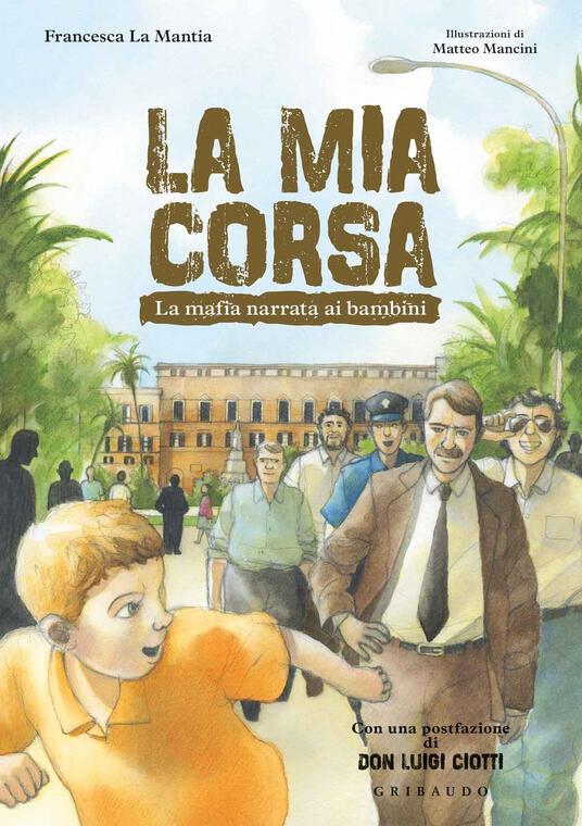 Francesca La Mantia - La mia corsa